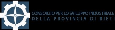 Consorzio per lo sviluppo Industriale della Provincia di Rieti Logo